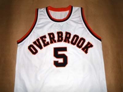 "Overbrook H.S. ""Chamberlain""  5  7ab8009a5"