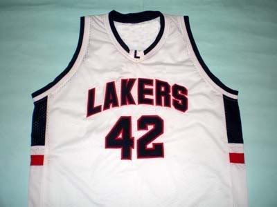 """Lakers H.S. """"Love"""" #42 