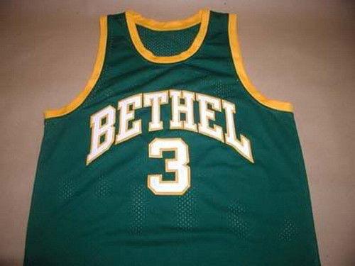 "efe11bb79d7 Bethel H.S. ""Iverson"" #3 | Jersey Haven"