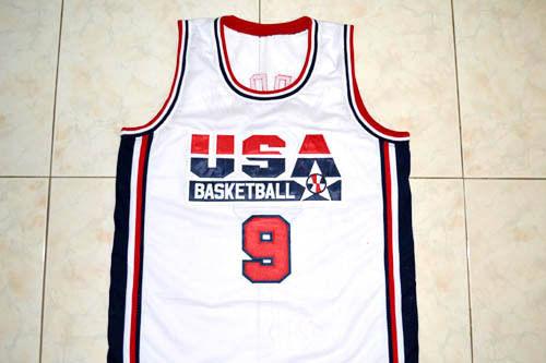 """99d767b575d 1992 Dream Team """"Jordan"""" Jersey"""