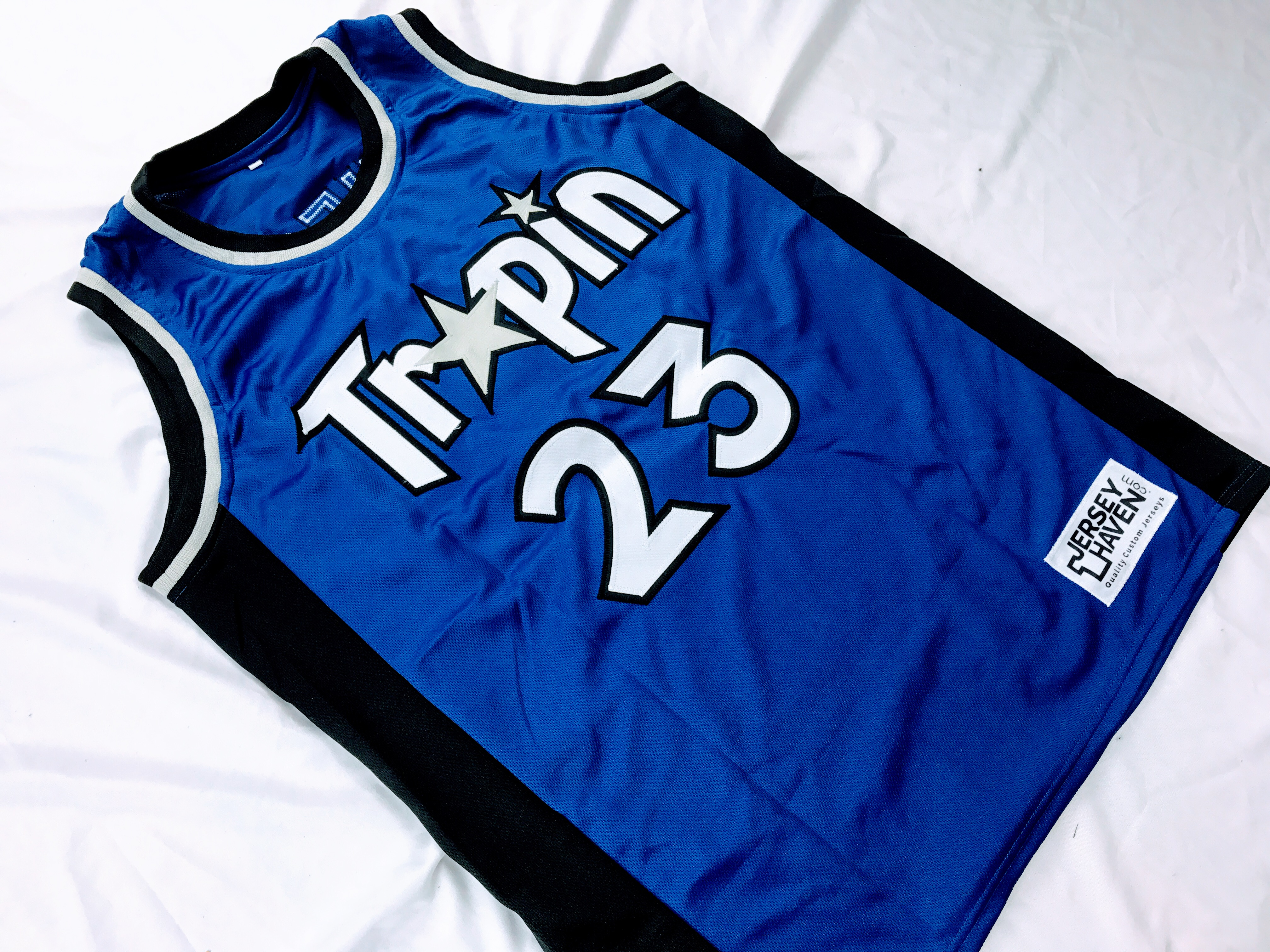 Jersey Haven Trapin Basketball Jersey Jersey Haven