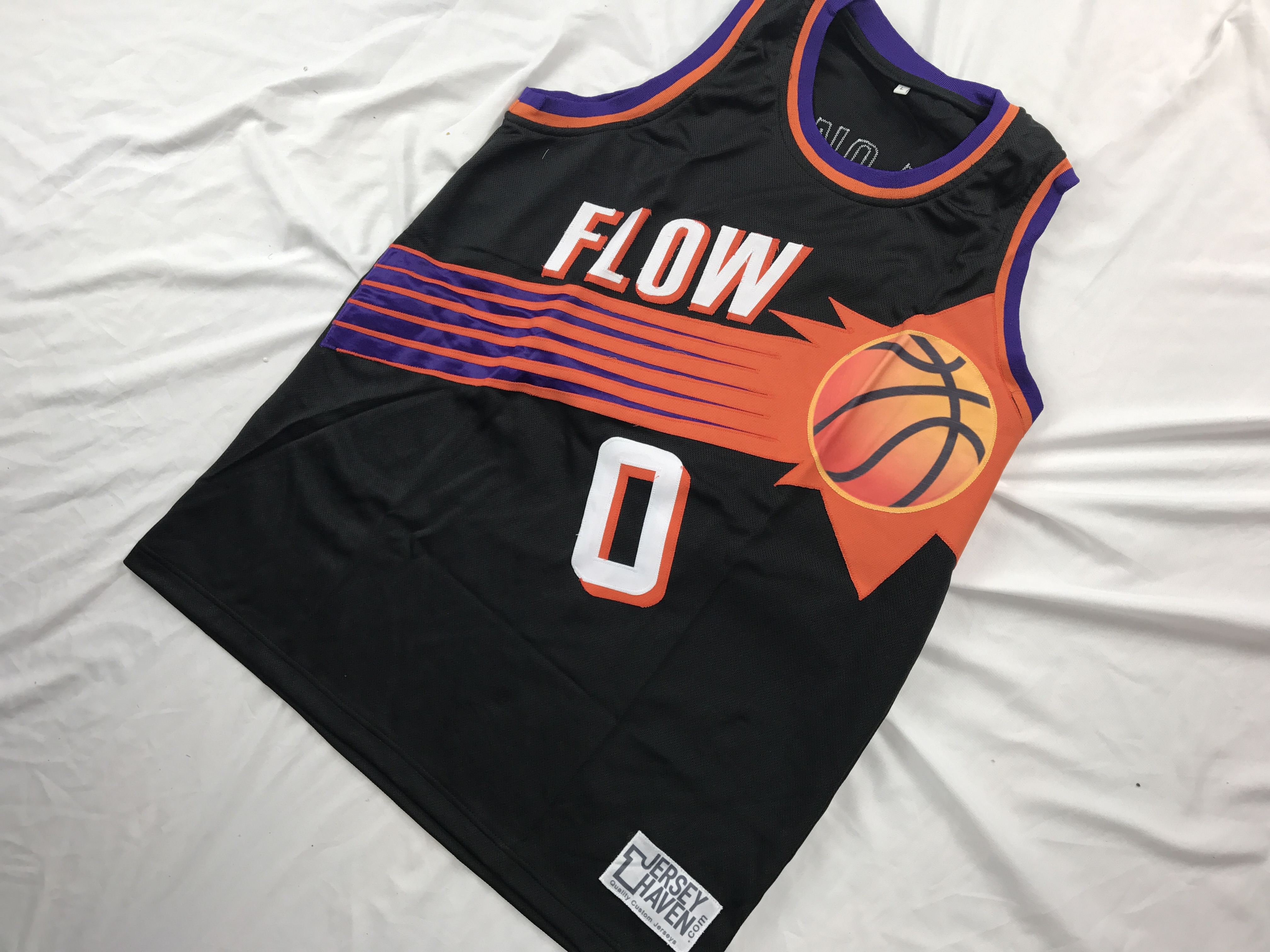 "025ca673f Jersey Haven ""Phoenix"" Remix Basketball Jersey 