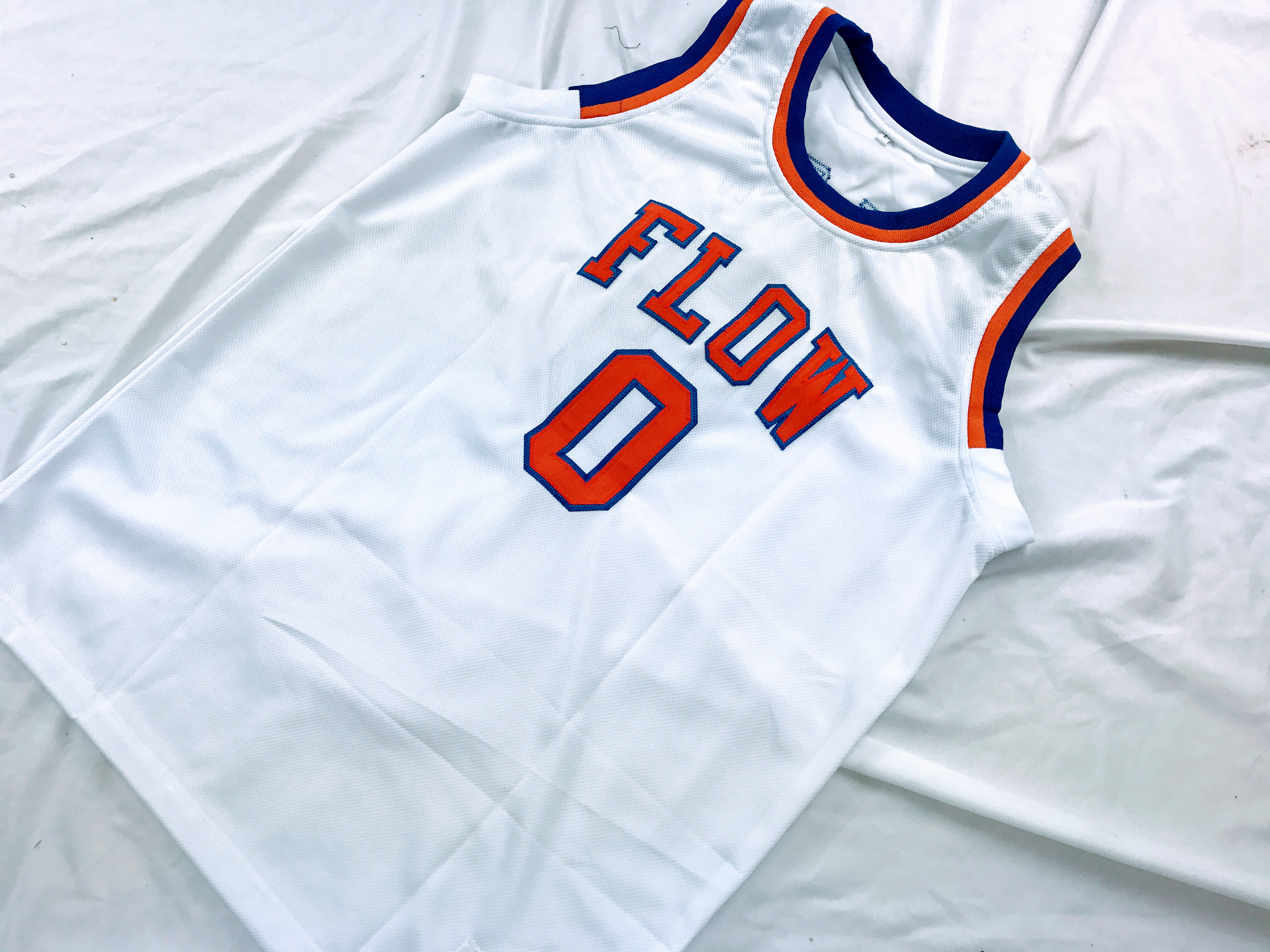 "50b6411a9 Jersey Haven ""New York"" Remix Basketball Jersey 