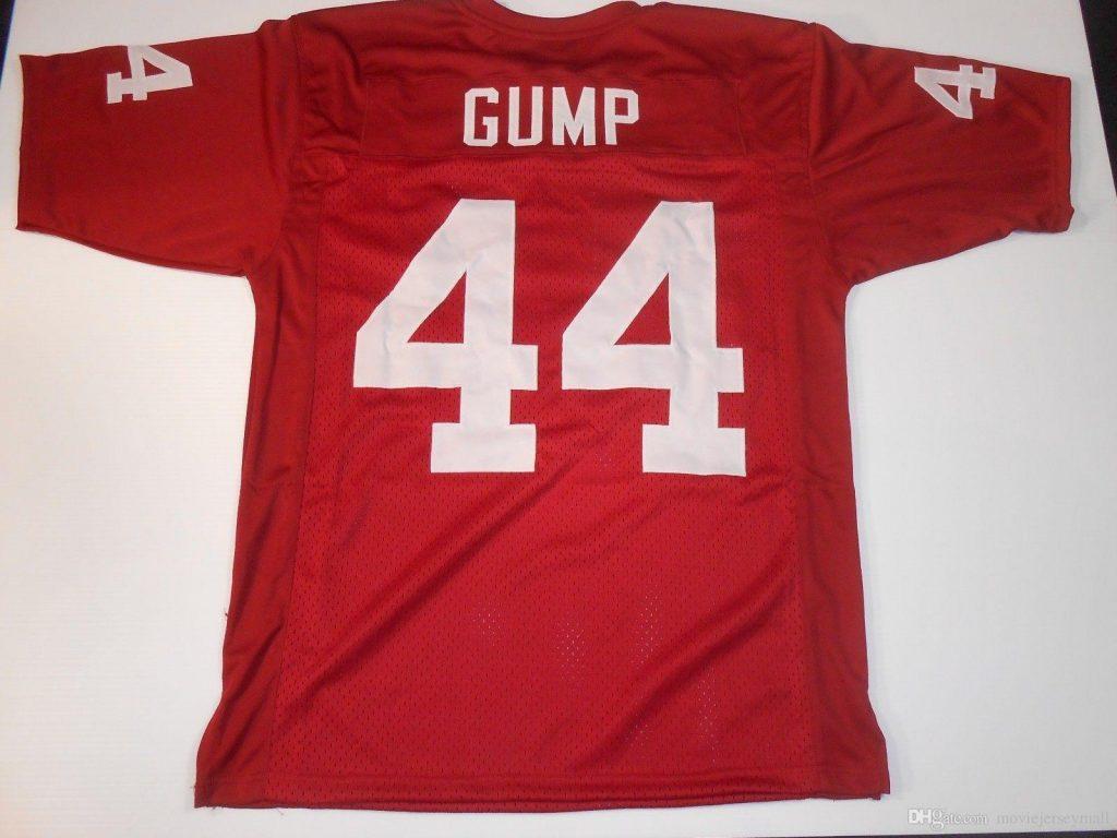 Crimson Tide Gump Jersey 44 Jersey Haven