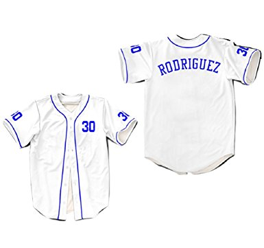 "Sandlot ""Rodriguez"" Baseball Jersey  abc9726cf"